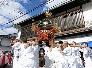 Dogeza Festival Held in Niimi
