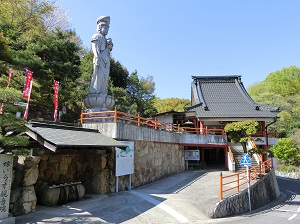Yomeirazu Kannon-in Temple